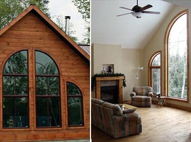 Custom Home / Maison personnalisée