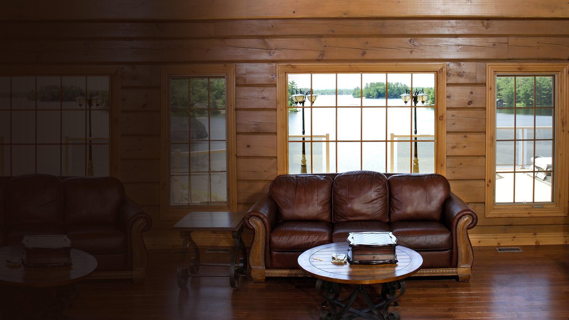Log & Timber Frame Homes