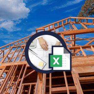 Espace réservé Budget de construction détaillé